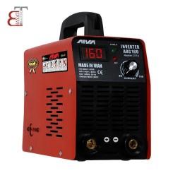 - 1 دستگاه جوش اینورتر 160 آمپر آروا مدل 2116