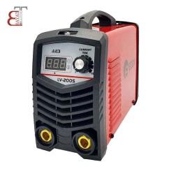 - @ دستگاه جوش اینورتر 200آمپر ادون 220ولت مدل LV200S