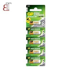 - * باتری GP 23A سوپر آلکالاین 5 عددی