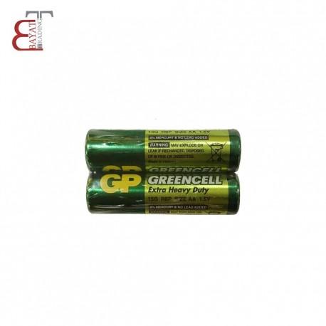 - * باتري قلمي GP گرينسل شيرينگ 2 عددي