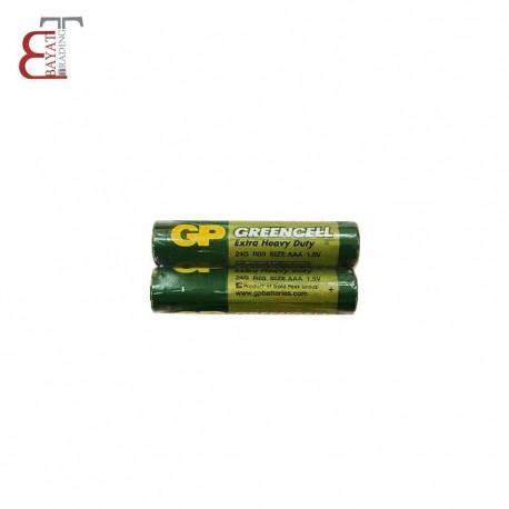 - * باتري نيم قلمي GP گرينسل شيرينگ 2 عددي