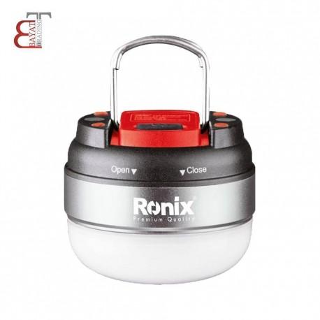 - 1* چراغ گرد آهن ربايي رونيكس RH-4271