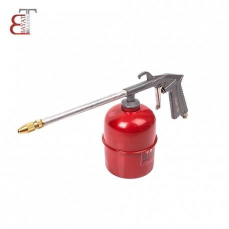 - * گازوييل پاش آلومنيومي STA LB-01