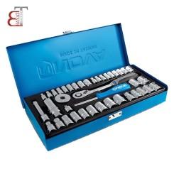 جعبه بکس نووا 40 پارچه تایوان 7002