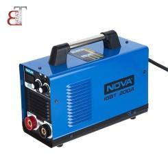 دستگاه جوش اینورتر نووا 200 آمپر کد2420