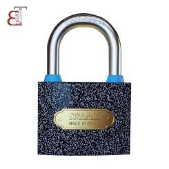 قفل آویز برنجی استاتیک سایز 50 نولان