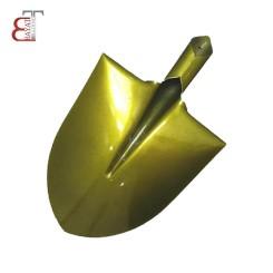 - @ بیل نمره 3 فولادی (طلایی)