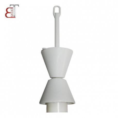 - @00 سر پيچ آويز لامپ جهان الكتريك مدل درسا